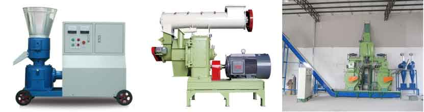 our pellet mills and plants