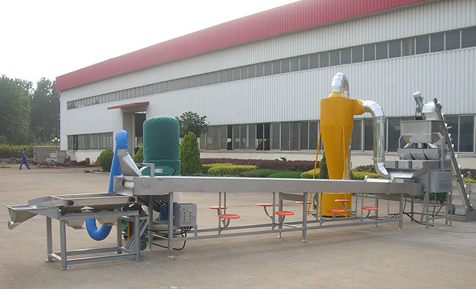 Peanuts Processing Machine