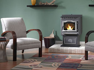 Application and Advantages of Small Pellet Stove