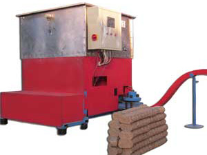 hydraulic briquetting press