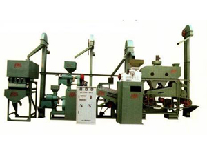 commercial rice milling machine