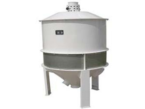 grain air suction separator