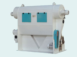 circular aspiration cleaning machine