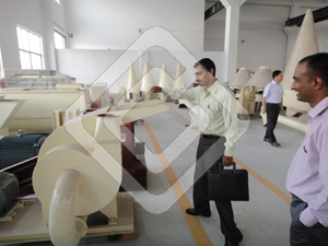 peanut shell pelletizing plant in India
