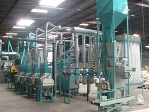 commercial flour mill for sale