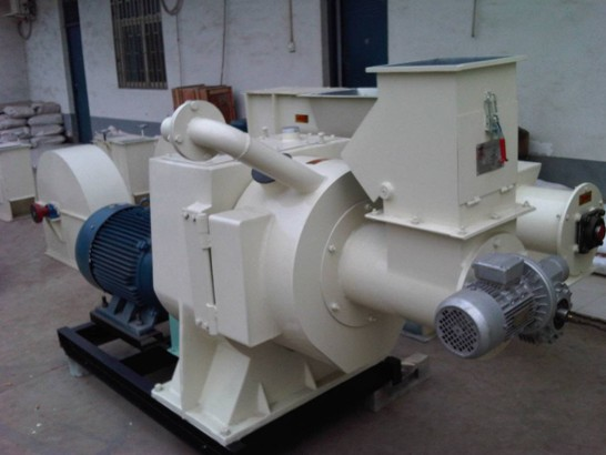 cooling device for pelletizing process