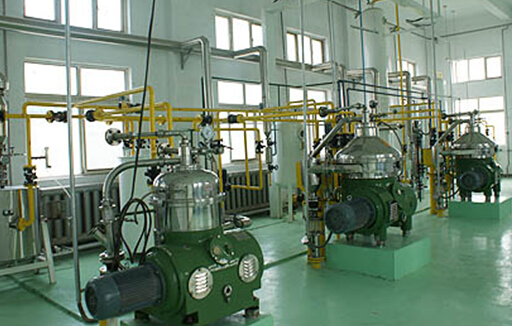 cottonseed oil plant