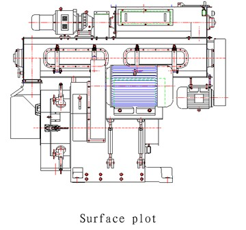 feed pellet mill structure