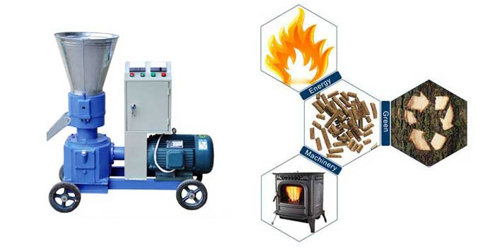Home use pellet mill