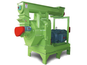 automatic pellet mill