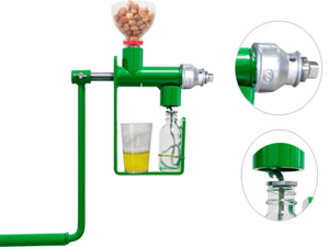 Small Scale Oil Presses(1 to 5 Ton/day)