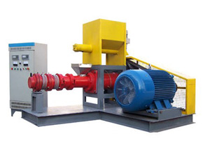 oilseed extruding machine