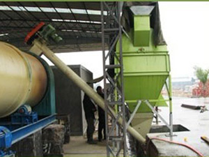 biomass pellet dryer