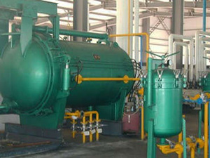 edible oil extraction