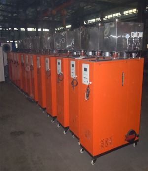 small biomass steam generator