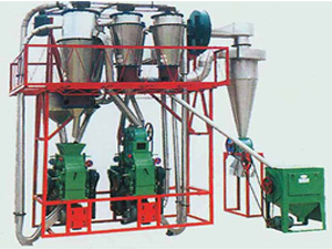 small maize flour milling machine