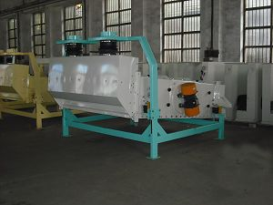 vibrating separator workshop