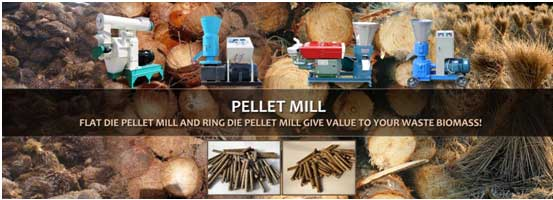 pellet mills and plants