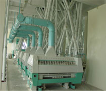 flour mill projects