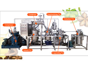 Sacha Inchi Oil Extraction Machine
