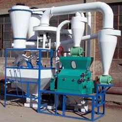 Flour milling processing technology and equipments